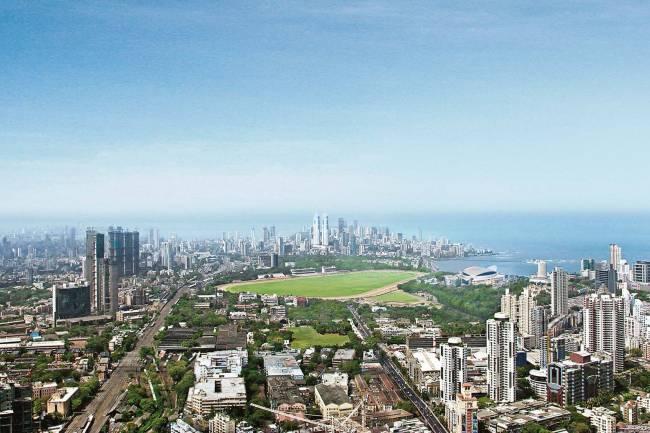 Lodha the Park – Premium Housing Development in Worli Mumbai