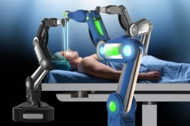How Are Robots Improving Healthcare?