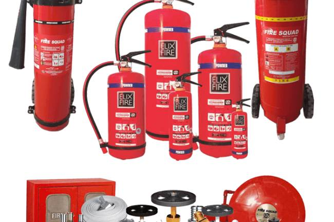 Contact the Best Fire Equipment Service Provider Today