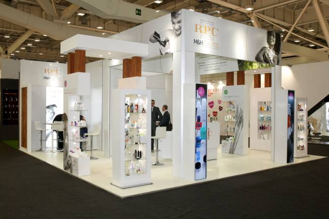 Best Ways to Get More with Exhibition Stand Design