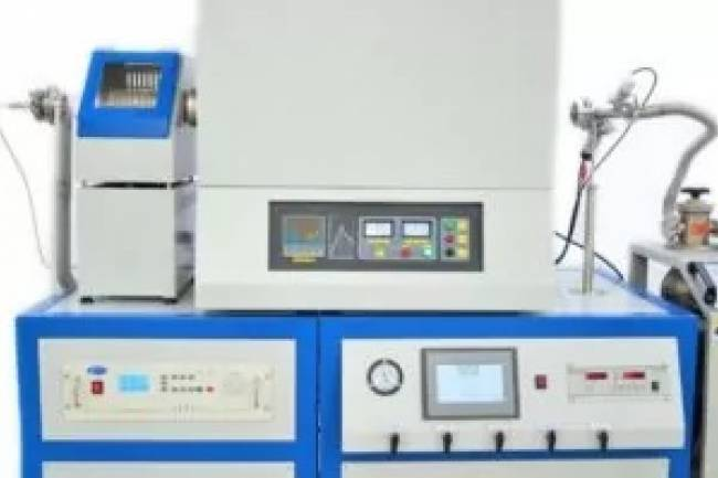 Tube furnace- Helps in Purification of Inorganic and Organic Substances