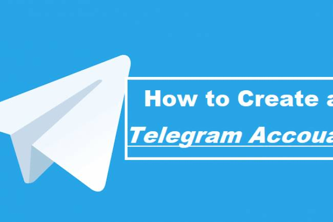 How to create a Telegram account