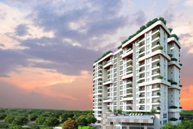 Sipani Pennantia - New Launch Project - Gottigere, Hulimavu Bangalore