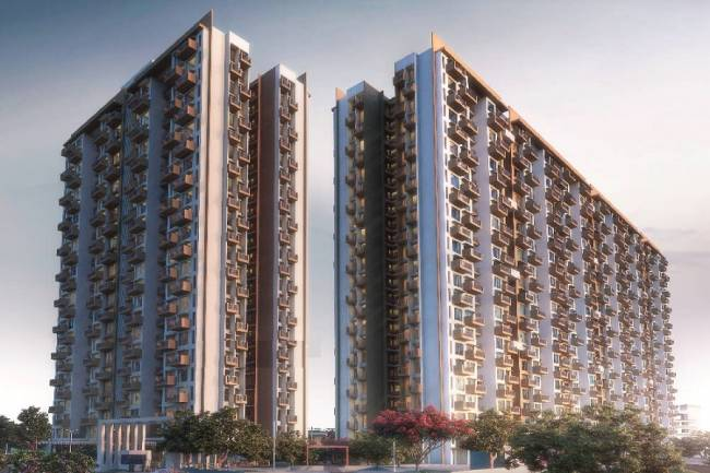 Godrej Boulevard in Manjri Pune | 2 and 3 BHK starts ₹56.2 Lakh*