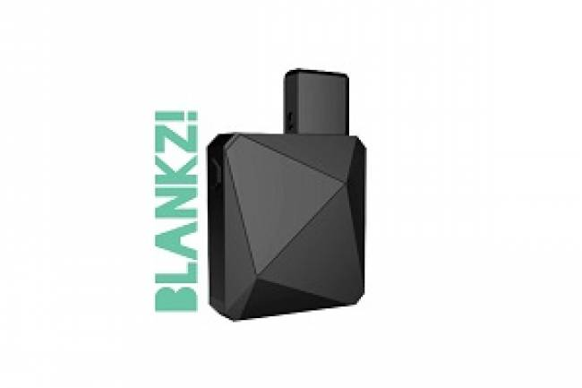The Prism, The Latest Pod System Battery From Blankz! Pods