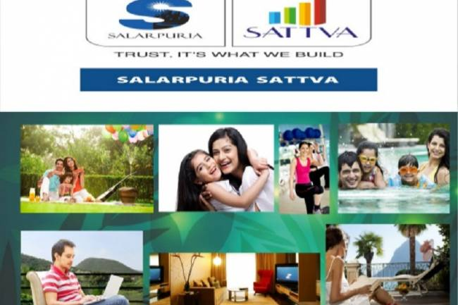 Salarpuria Sattva Signet - New Launch project with comfort living