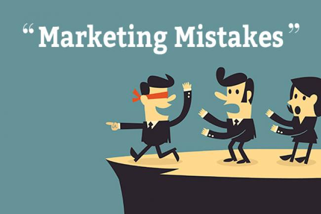 Tips To Overcome Common Marketing Mistakes That Make You Stop Your Campaigns