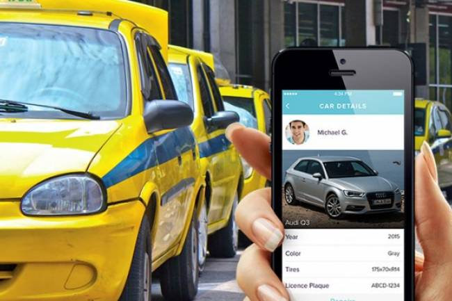 How Do Taxi Aggregators App Work?