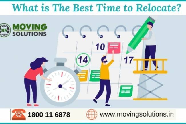 What is The Best Time to Relocate?