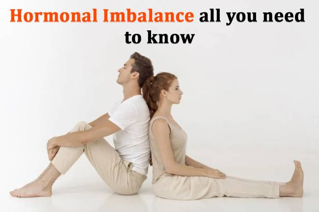 Hormonal imbalance – all you need to know