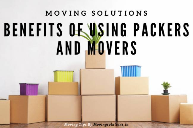 Benefits of Using Packers and Movers Service from Delhi to Jaipur