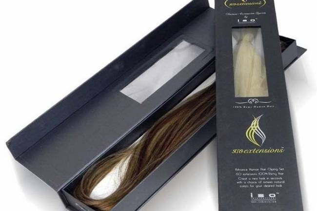 In detail study of the Custom Hair Extension Boxes involving its usage and packaging along with different changes in it