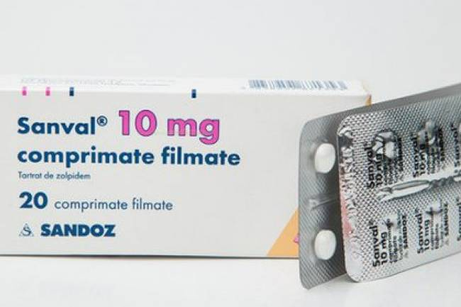 All About The Correct Consumption of Ambien Zolpidem Sanval 10 Mg