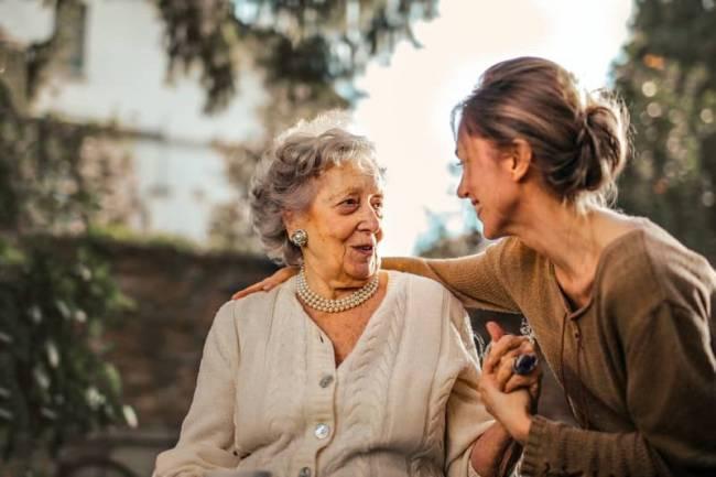 How Technology Can Bridge Caregiving Gap