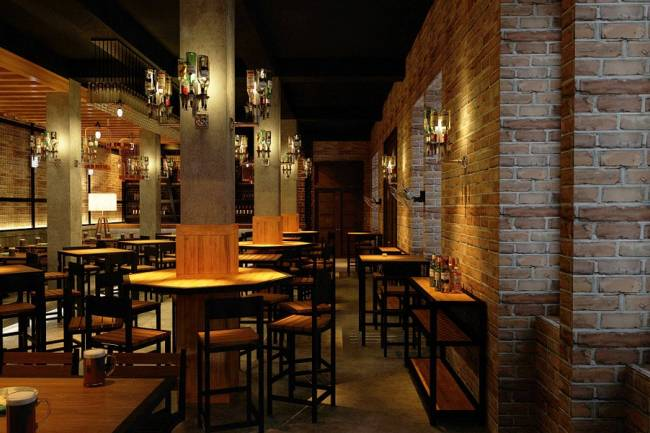 11 Ultimate Restaurant Design Ideas in a Small Budget