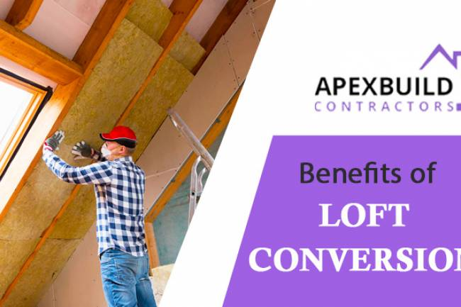 What are the topmost benefits of getting loft conversion by professionals?