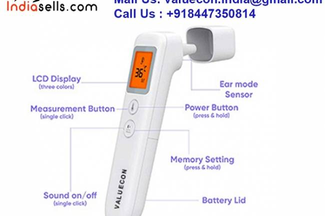 Benefits And Usage of Digital Thermometer