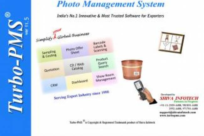 Turbo PMS : Photo Management System Software