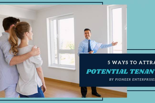 5 Ways to Attract Potential Tenants