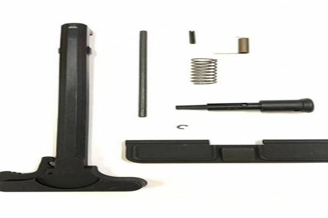What Should Come with an AR15 Lower Parts Kit