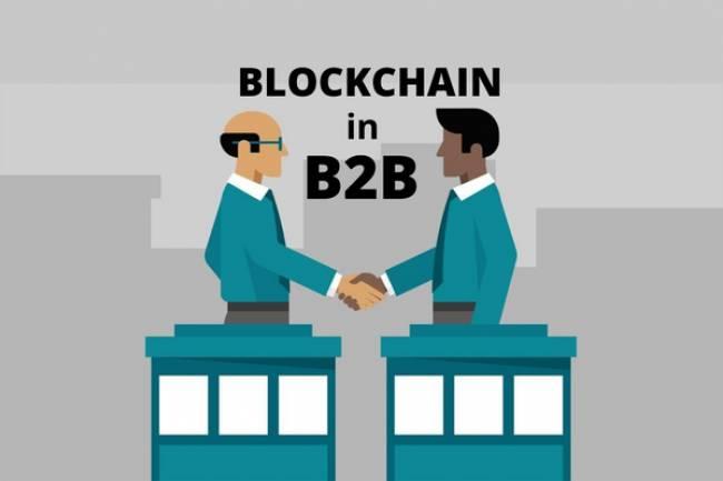 6 Major Benefits of Using Blockchain in B2B Businesses