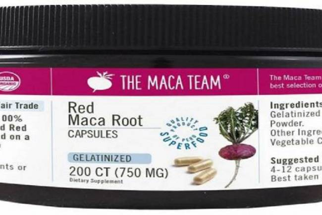 The Best Place to Shop For Organic Maca Root Pills