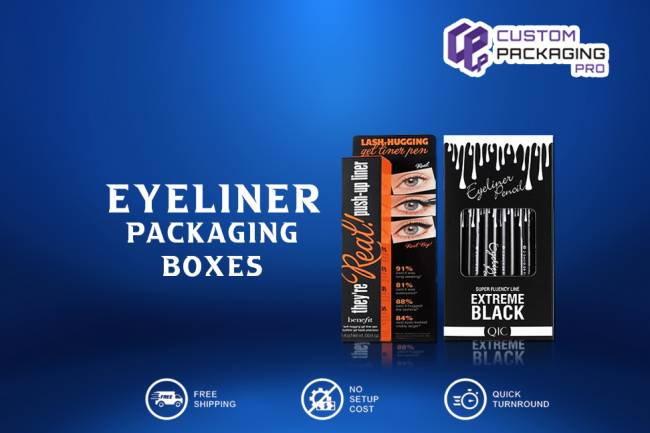 Technical Makeup for Eyeliner Packaging Boxes
