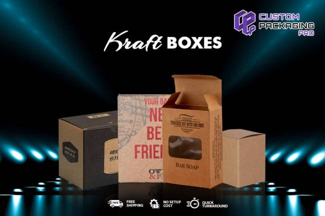 Kraft Boxes Are a Value Adding Element for All Businesses