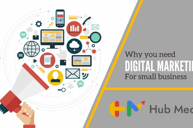Why Digital Marketing is Important for Small Business?