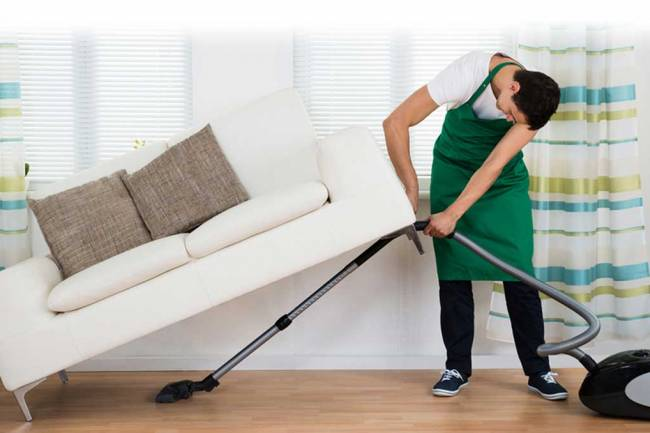 What are the services offered by affordable cleaning companies?