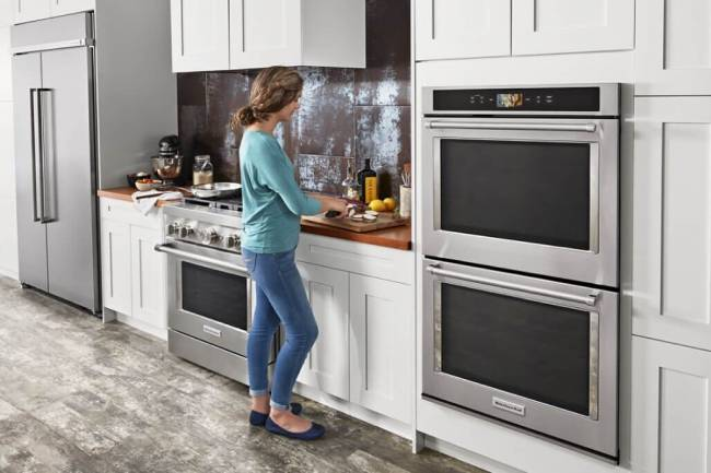 How to choose the best double wall oven?
