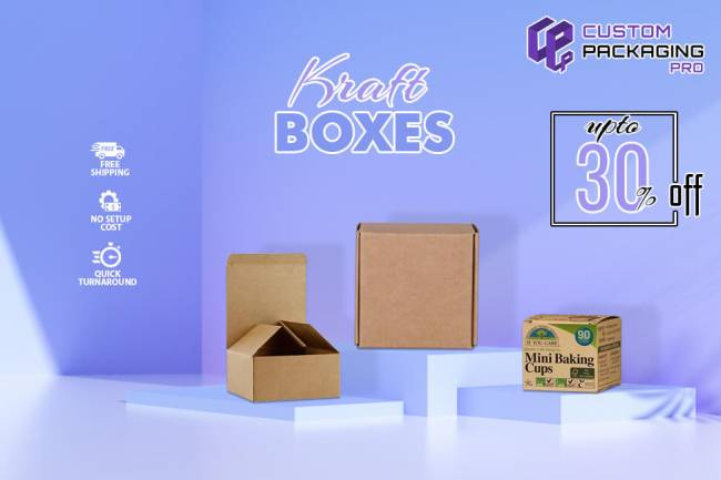 Kraft Boxes for Your Unique Packaging Preferences