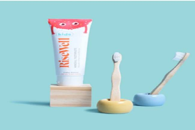 Start & End the Day With RiseWell Toothpaste