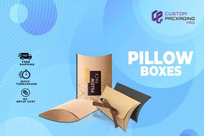 Custom Pillow Packaging – A versatile solution
