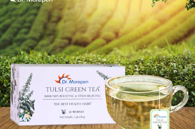 Green Tea with Goodness of Tulsi: A Winner for Health