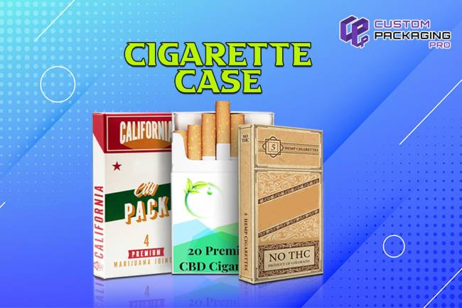 Cigarette Boxes for Luxury That Smokers Want