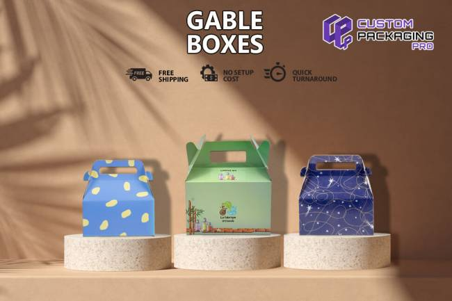 Useful Types of Display Gable Boxes for Small Businesses