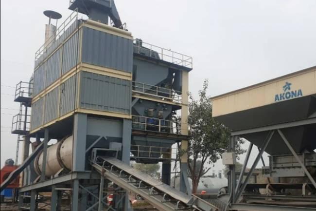 Advantages of Investing in Asphalt Batch Type Hot Mix Plant