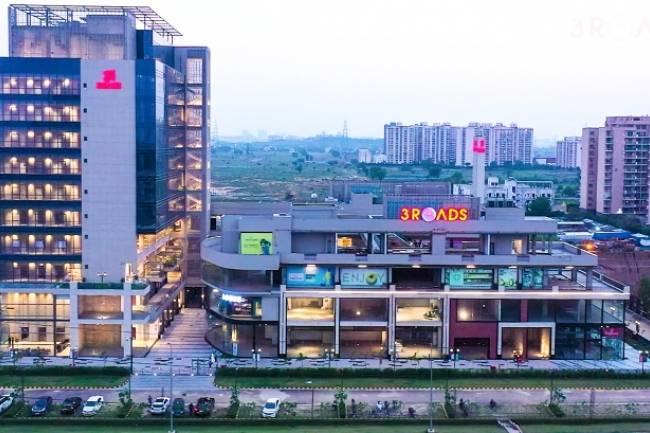 Reach 3 Roads-The Best Retail space in Gurugram