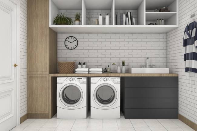 Laundry Services: 5 Cool Laundry Room Ideas