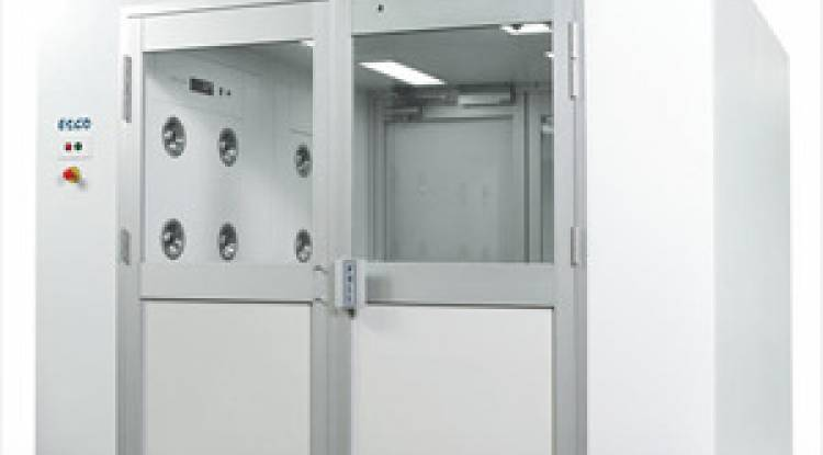 AIR SHOWER CABIN - ABOUT, APPLICATIONS & FUNCTIONING