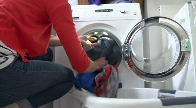 Steam and Sanitize in the Washer