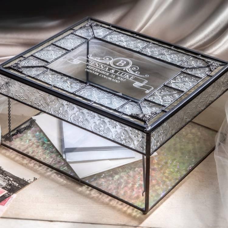 Beautiful Christian Wedding Gifts Await at J Devlin Glass Art