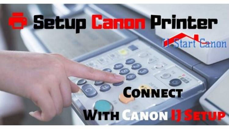 Connect your Canon Printer With Your Device Via IJ.Start.Canon