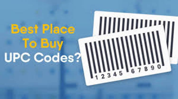 Best place to buy UPC codes for amazon