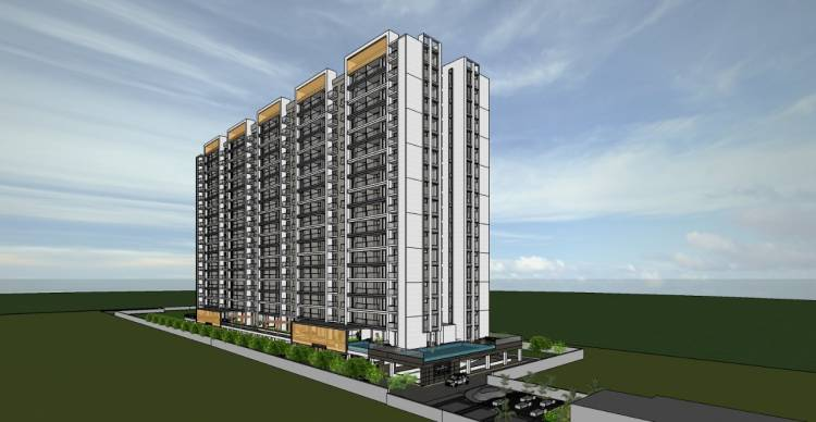 Get High-Rise Flats at Mantra Kingdom