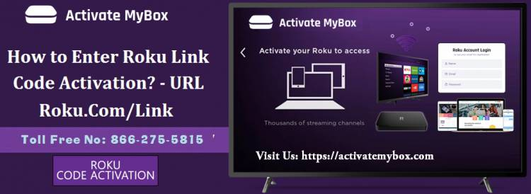 How to find Roku Link Activation Code to setup Roku device through roku.com/link