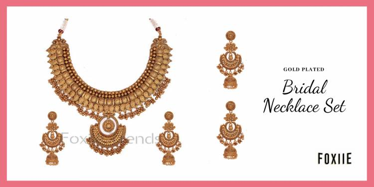 5 Necklace Designs to Check out This Wedding Season