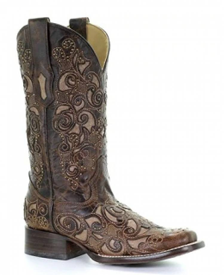 Corral Cowboy Boots Set Themselves Apart