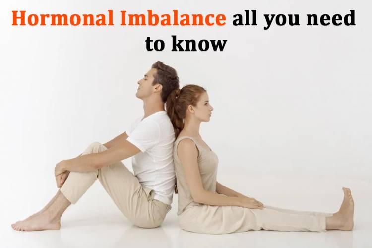 Hormonal imbalance – all you need to know